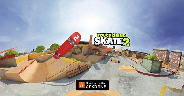 Touchgrind Skate 2 Mod Apk Data V1 48 Unlocked For Android