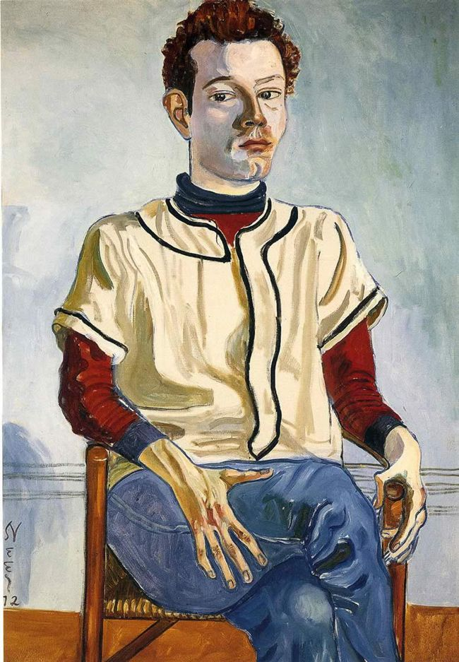 Alice Neel Late Portraits and Still Lifes