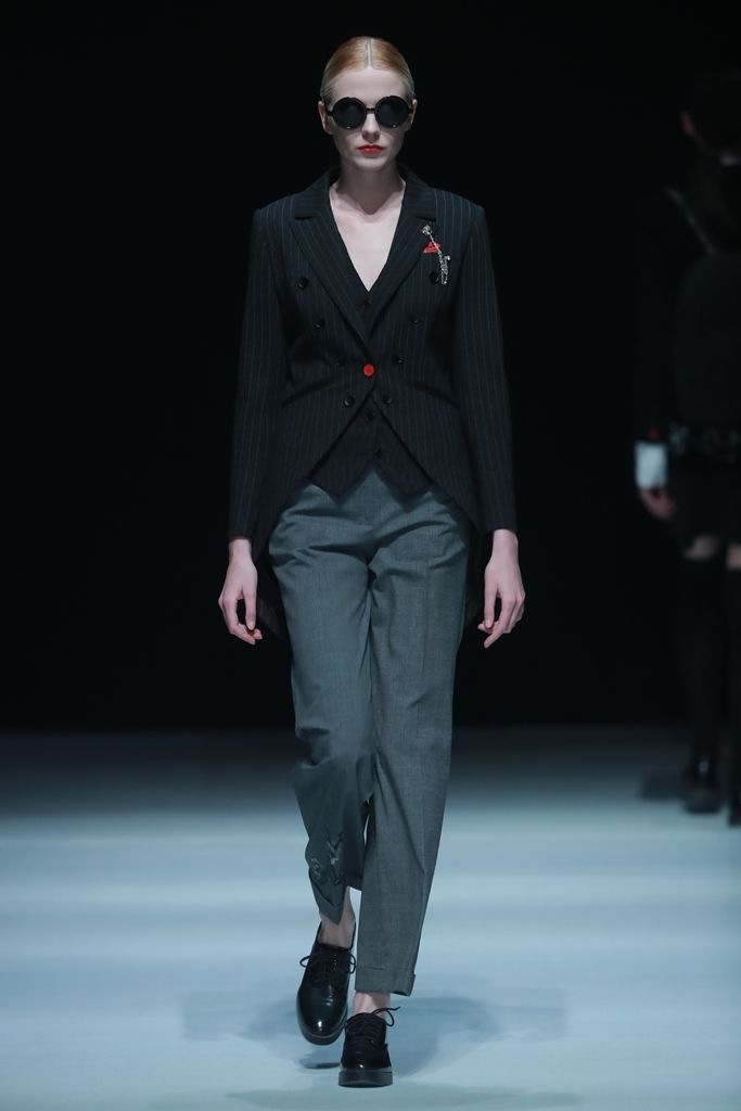 Henry Herbert || Mercedes Benz China International Fashion Week