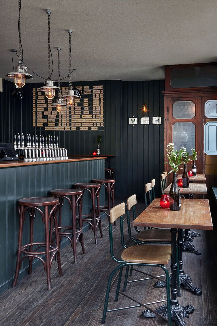 Great Interior Design By Jute: Bethnal Green Boozer Strips Back On Gimmicks, Putting