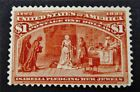 nystamp US Stamp # 241 Mint OG NH $3850 Appears