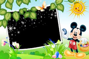 Descarga Estas Fondos De Fotos Para Bebes Gratis Fotos De Mickey Fotos De Mickey Mouse Tarjetas Disney