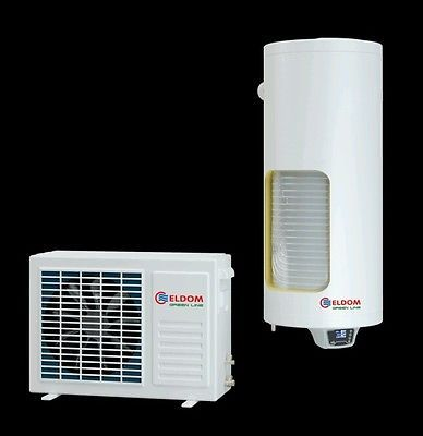 Air To Water Heat Pump Water Heater 120 L Electric Water Boiler Heater Heat Pump Water Heater Water Heater Heat Pump