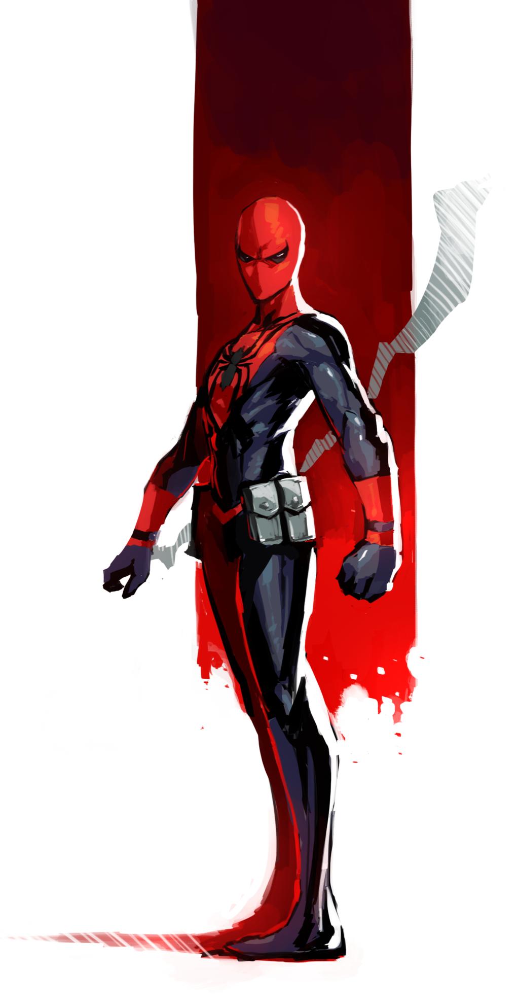 Spider-Man Comic deviantART