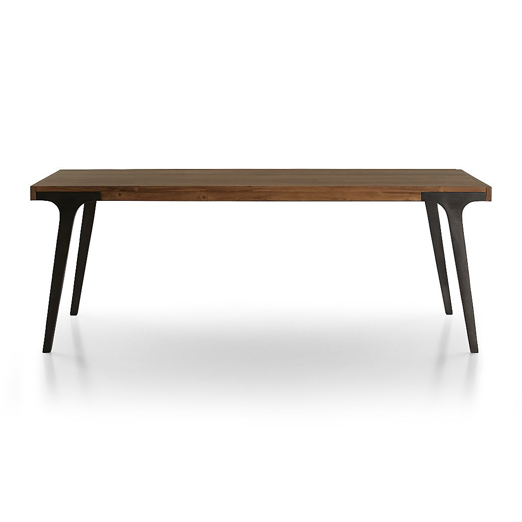 Shop Lakin Recycled Teak Extendable Dining Table Antiqued To Get