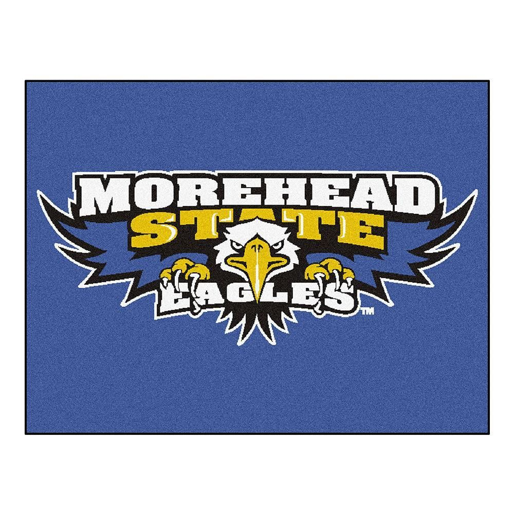 "Morehead State Eagles Ncaa ""all-star"" Floor Mat (34""x45"")"