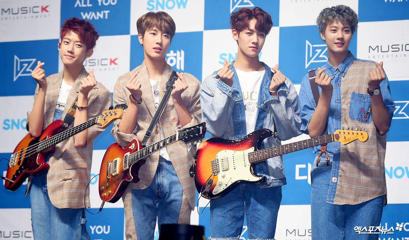 New Band Iz Wants To Overcome Idol Band Stereotypes Soompi New Bands Band Idol