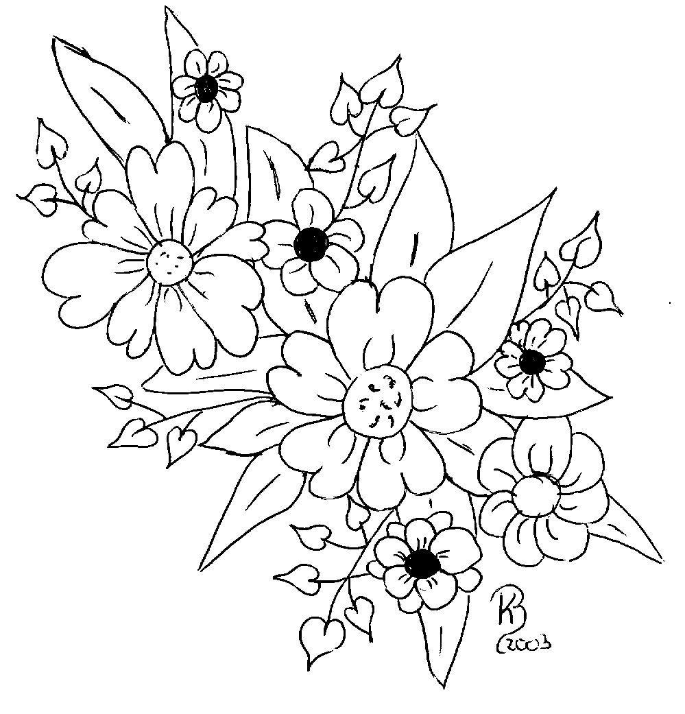 Malvorlagen Blumen Ranken Malvorlagen Blumen Malvorlagen Blumenbilder