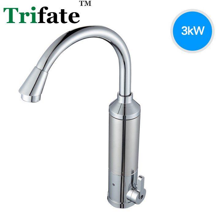 luxry haute fin chauffe-eau instantané qualité électrique ... - Robinet Eau Bouillante Instantanee