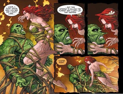 Pin By Jeannie Schwartz On Poison Ivy Poison Ivy Poison Ivy Batman Comics