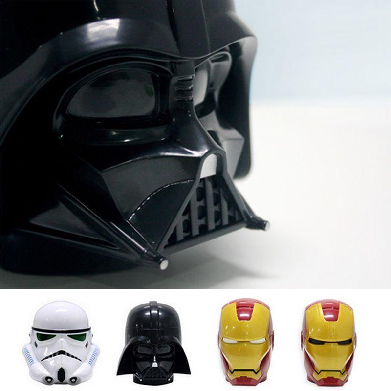 Mugs Star Wars Iron Man Mug Cup 3D Darth Vader Stormtrooper ...