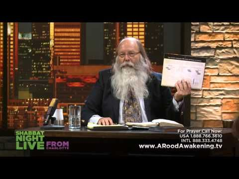 Messiah's Blood On The Ark of The Covenant | Shabbat Night