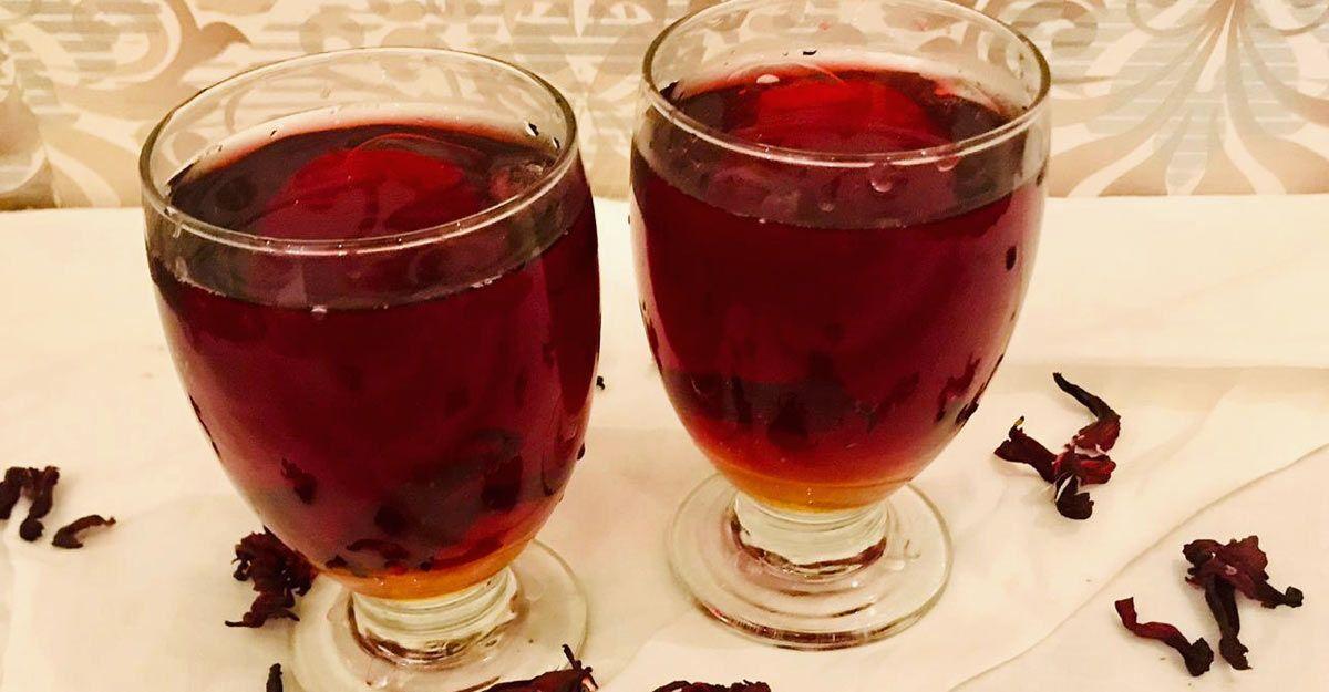 Hibiscus Tea Recipe In 2020 Tea Recipes Hibiscus Tea Recipes