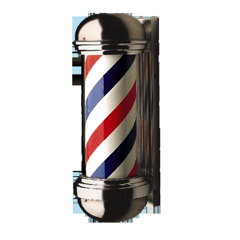 Pibbs Barber Pole 148 Barber Pole Barber Shop Barber Logo
