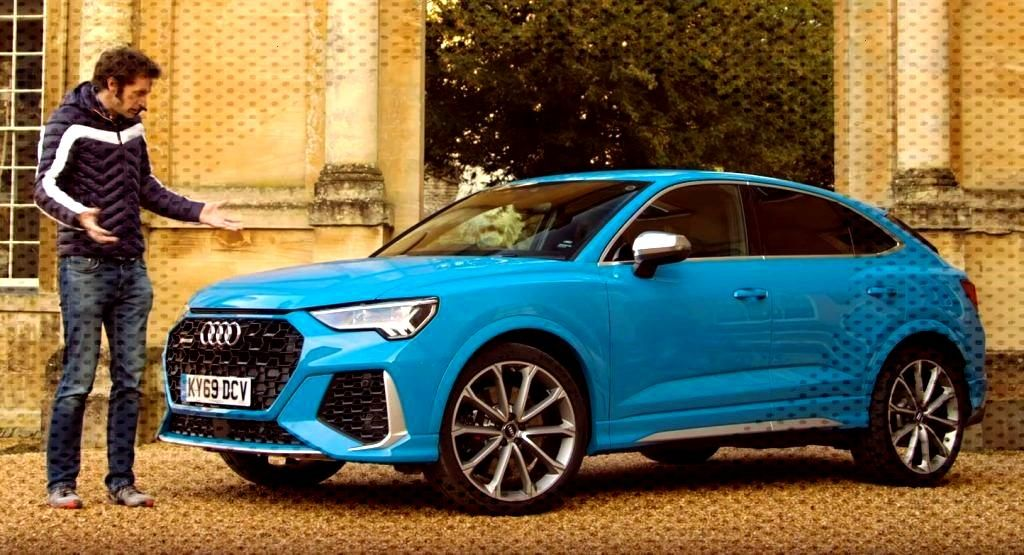 Is The New Audi RS Q3 Sportback All The Compact SUV Youll Ever Need?