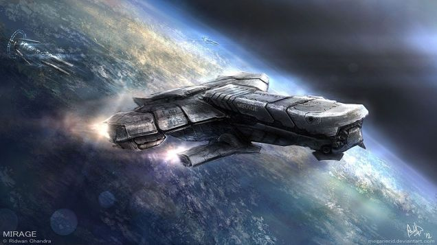 These Are the Starships of Our Dreams