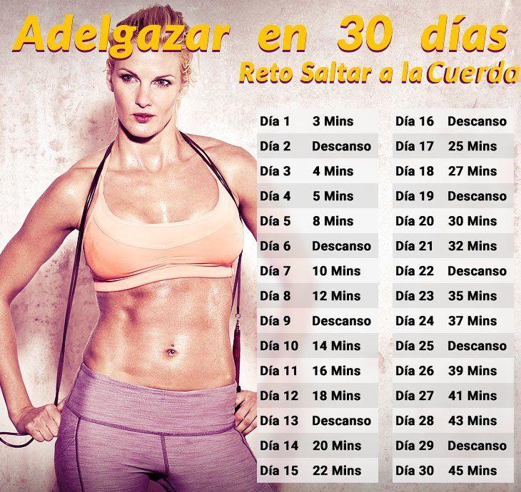 5 dias de ejercicios para perder peso