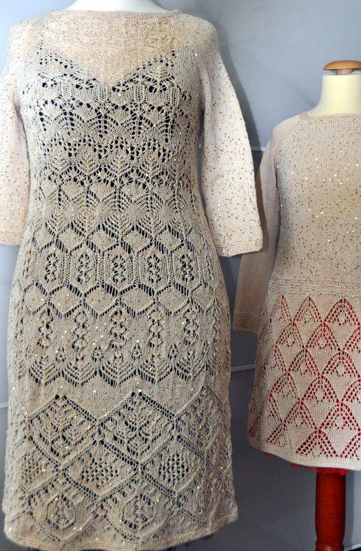 шетландское вязание вязание одежда Tunic Tops Dresses With