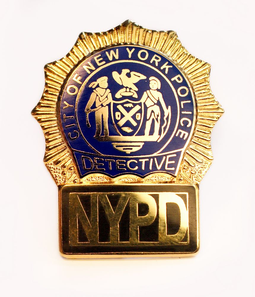 Detective NYPD Nypd, Police detective, Fire badge
