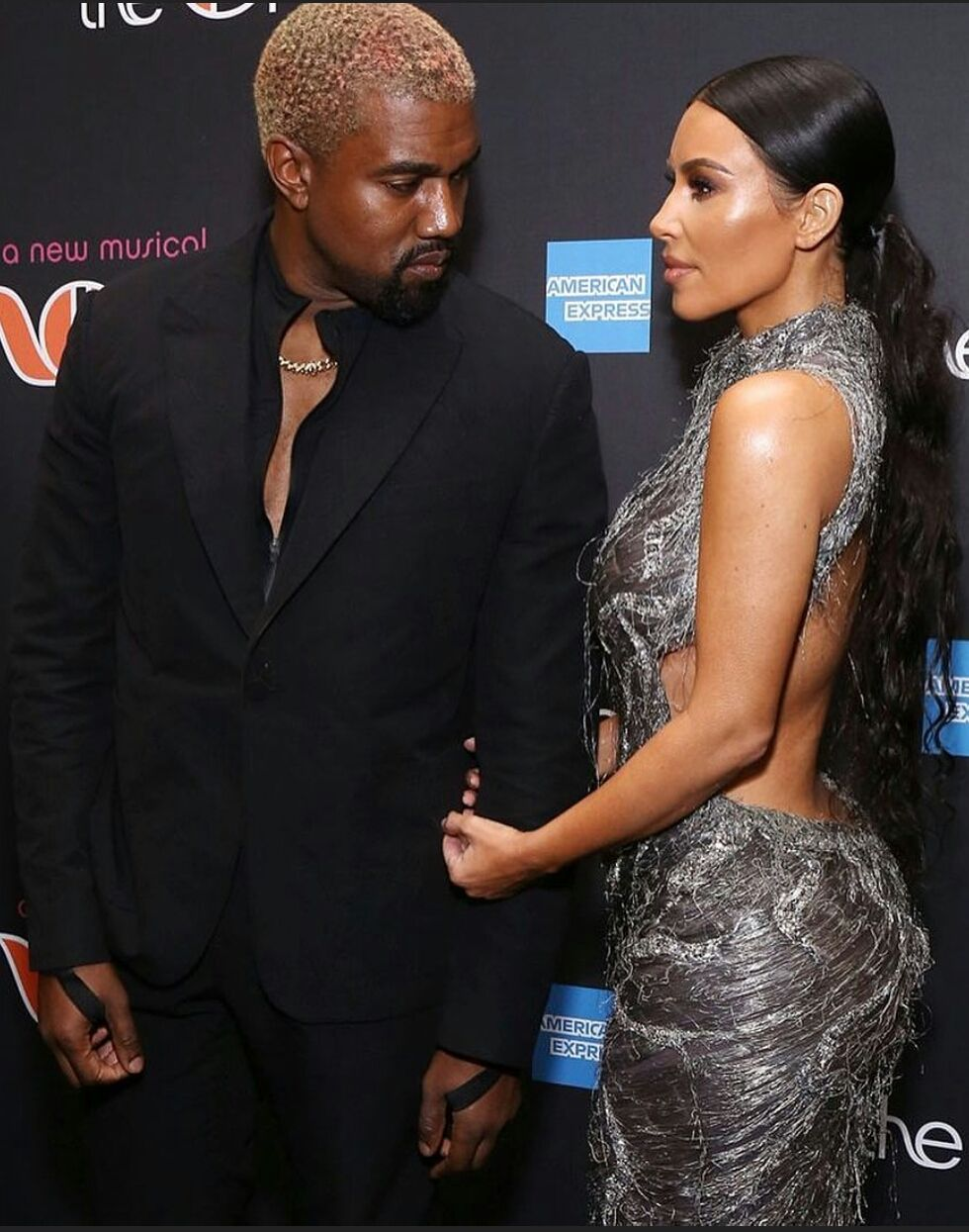 Kim Kardashian Set To Become Pastor S Wife As Kanye West Plans To Open His Own Church Delekesblog Kim And Kanye Kim K And Kanye Kanye West And Kim