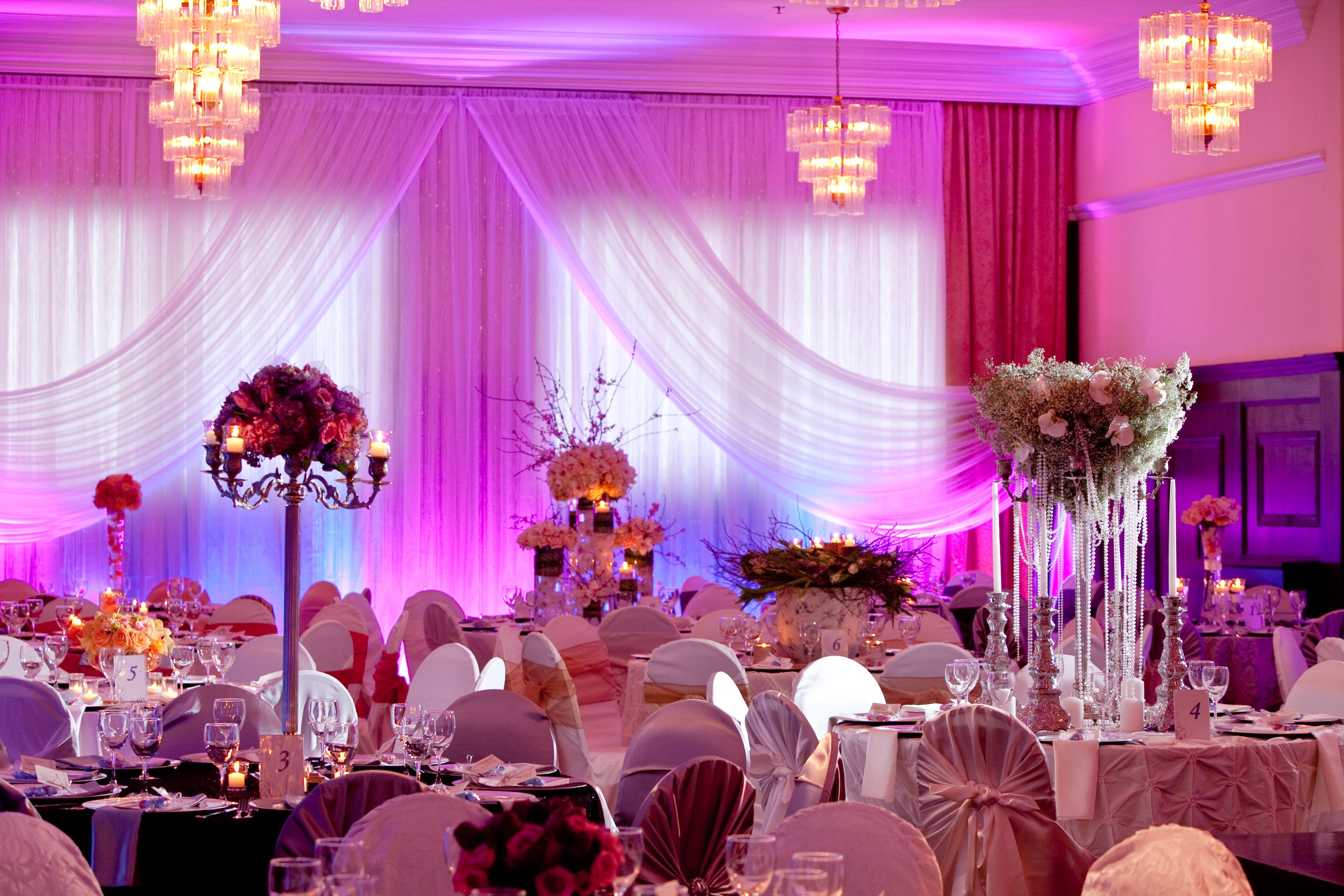 The Wedding Lunch Produced by: #chairdecor   Chair Decor Etc. Events ...