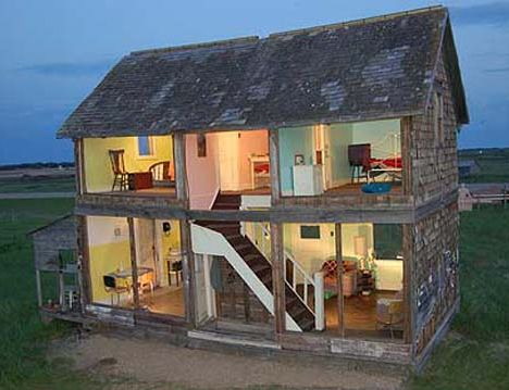 Nice Heather Benning Who Transformed An Old Abandoned Farmhouse On The Plains Of  Manitoba Into A Life Design Inspirations