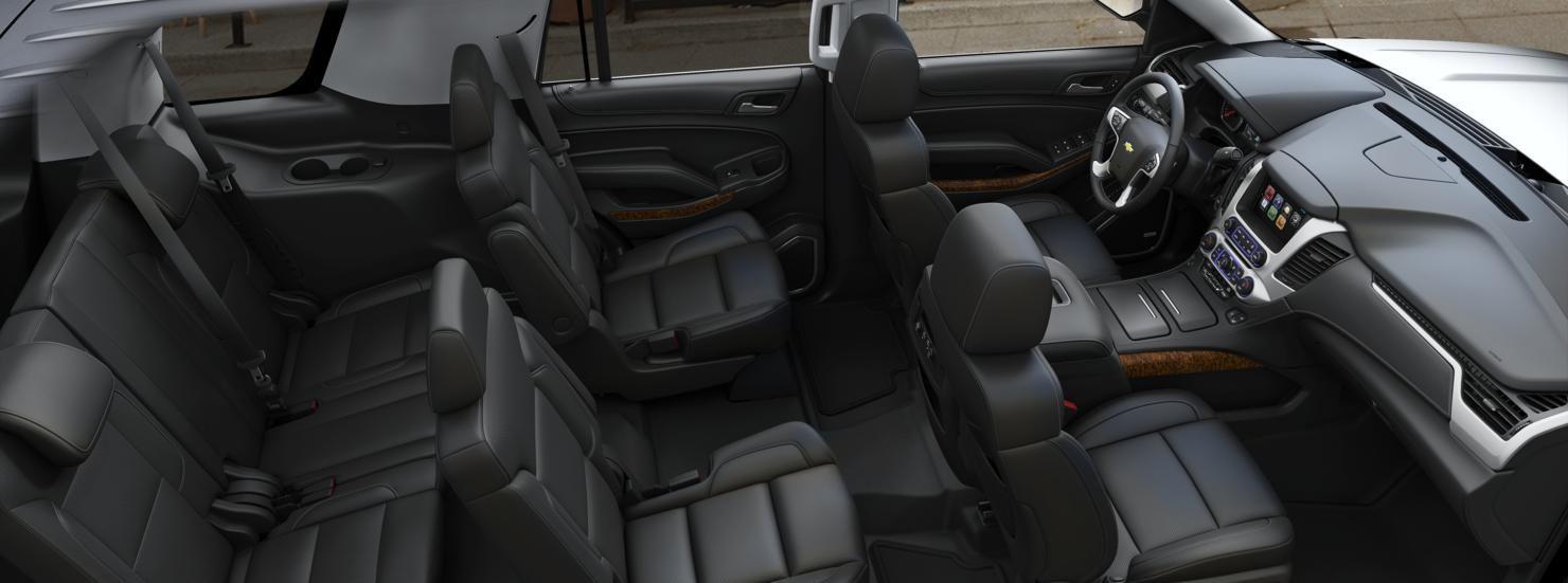 2017 Tahoe Full Size Suv Chevrolet