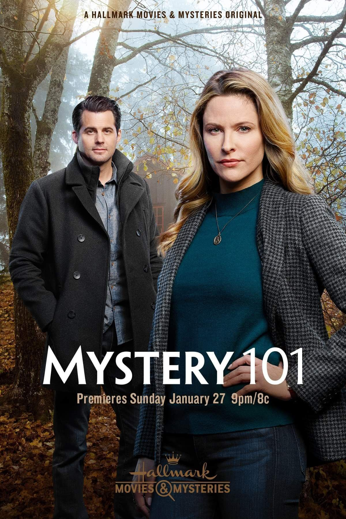 A New Hallmark Series 2019 On The Mystery Channel So Far Very