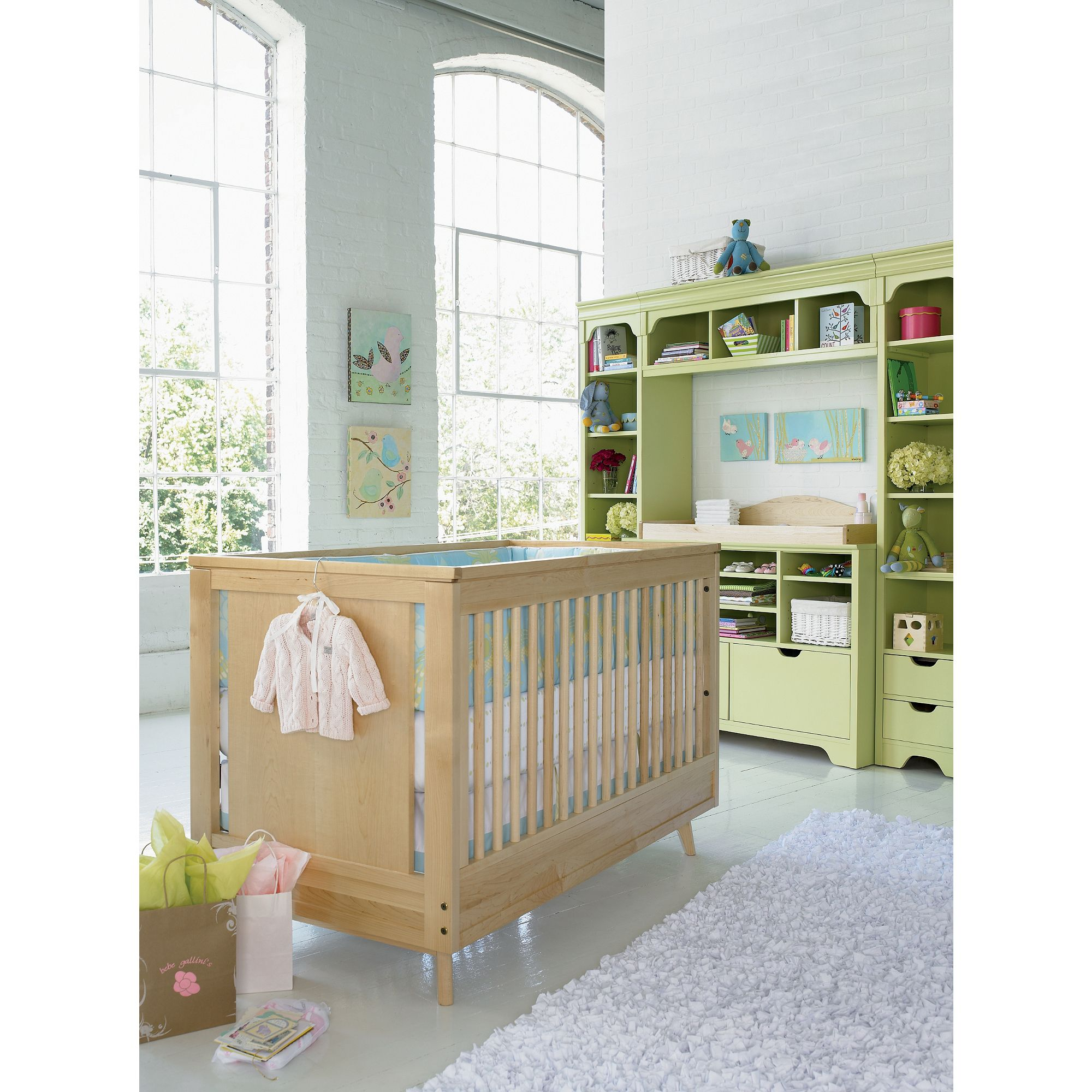 Mix Stationary Crib by Stanley's Young America | Luxury ...