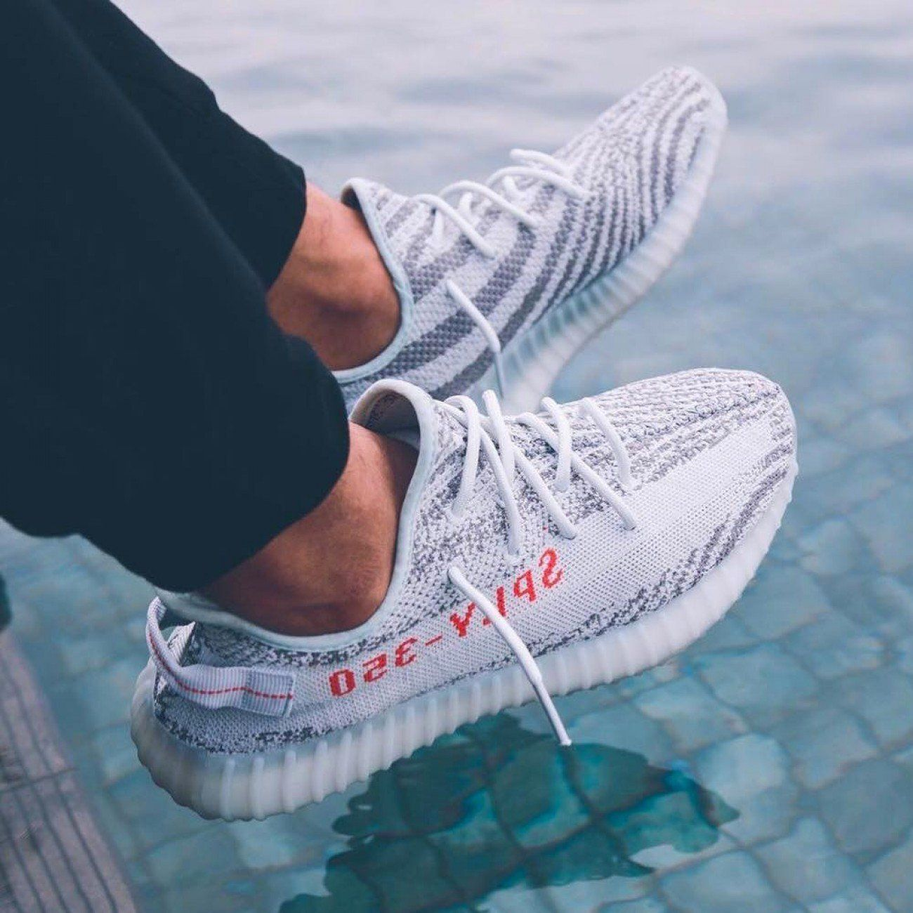 6fa3ff33 Blue Tint' YEEZY BOOST 350 V2 Limited - ALMOST GONE | shoes | Adidas ...