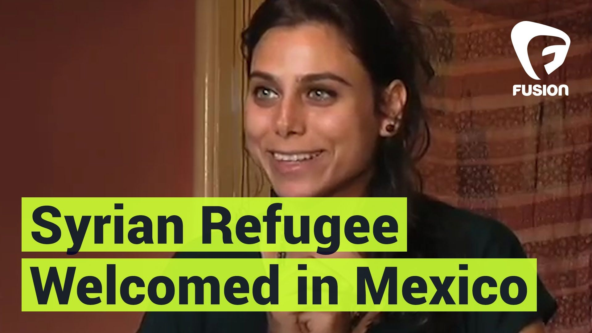 Syrian Refugee Welcomed in Mexico