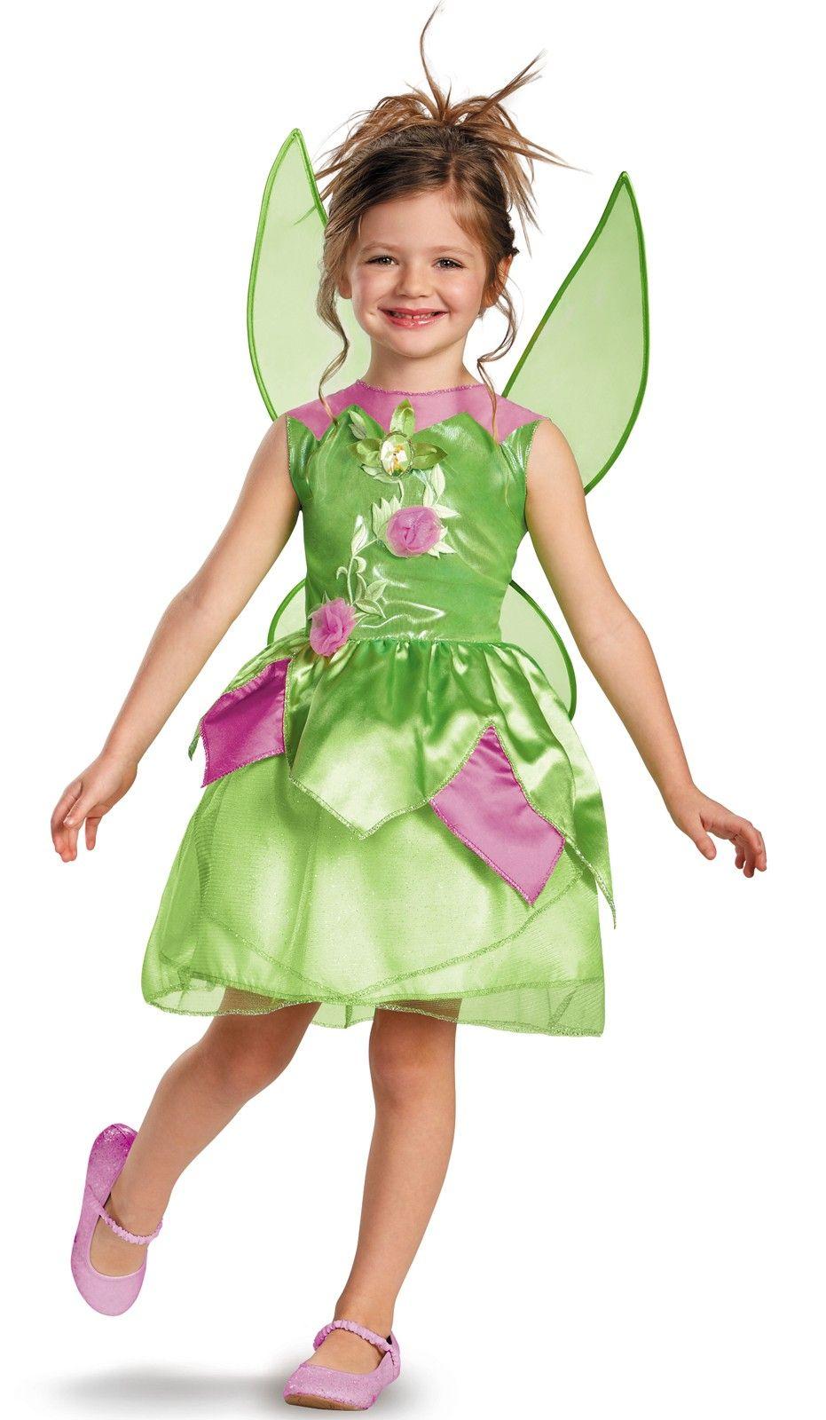 Disney Tinker Bell Toddler/Child Girl\'s Costume | Tinker Bell ...