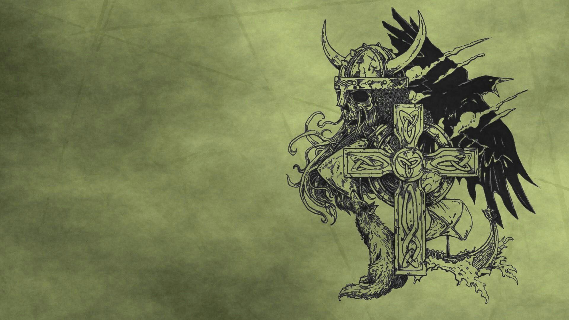 26+ Viking Wallpaper Art Wallpapers