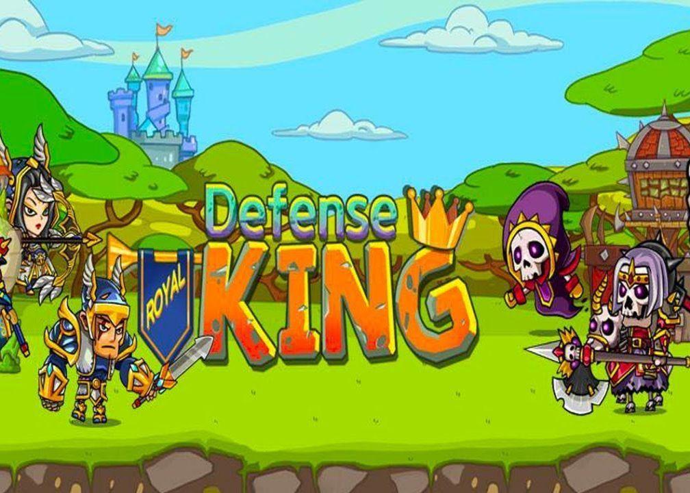 Royal Defense King Vip Mod Download Apk Best Mods Defense Comic Book Cover