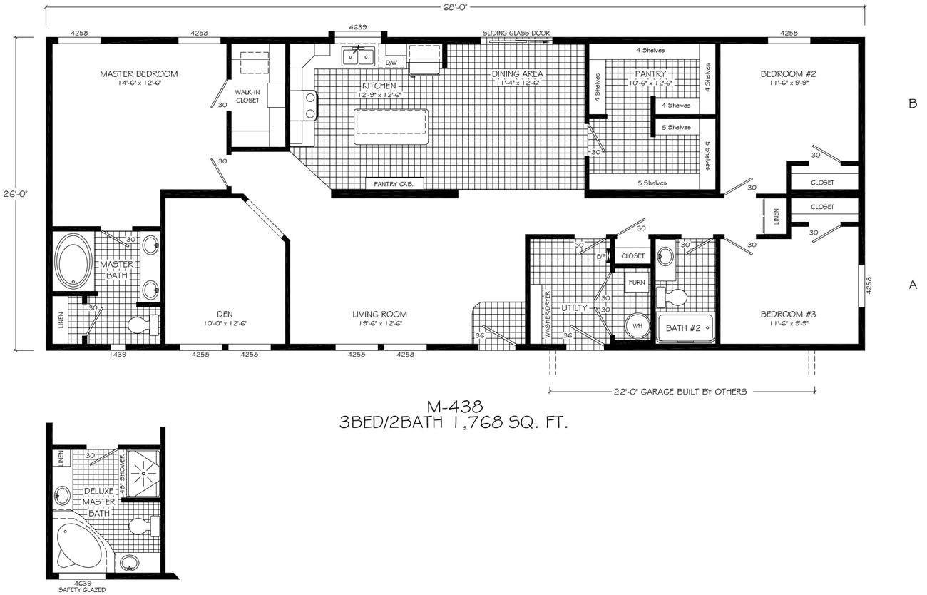 Floor Plans Floor Plans Modern Prefab Homes House Plans