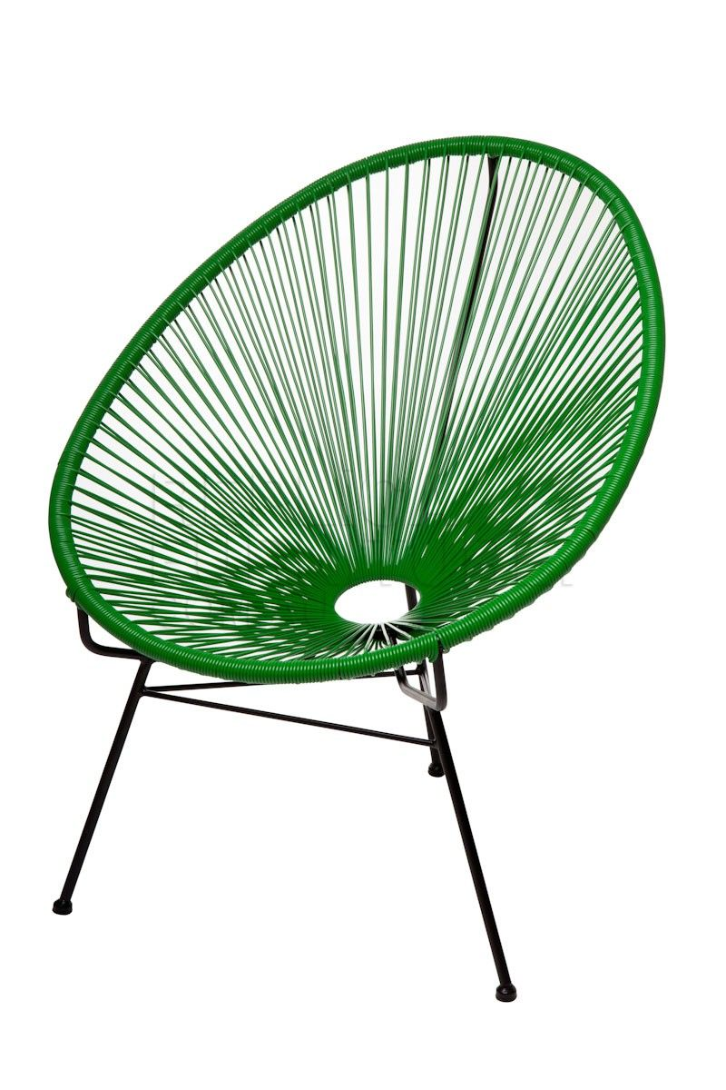 Replica Acapulco Chair Green Replica Outdoor Chairs