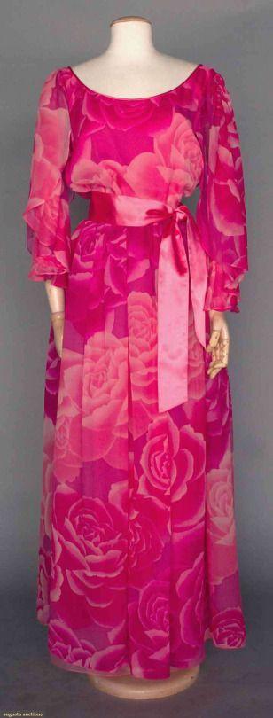 Dress Hanae Mori, 1980s Augusta Auctions