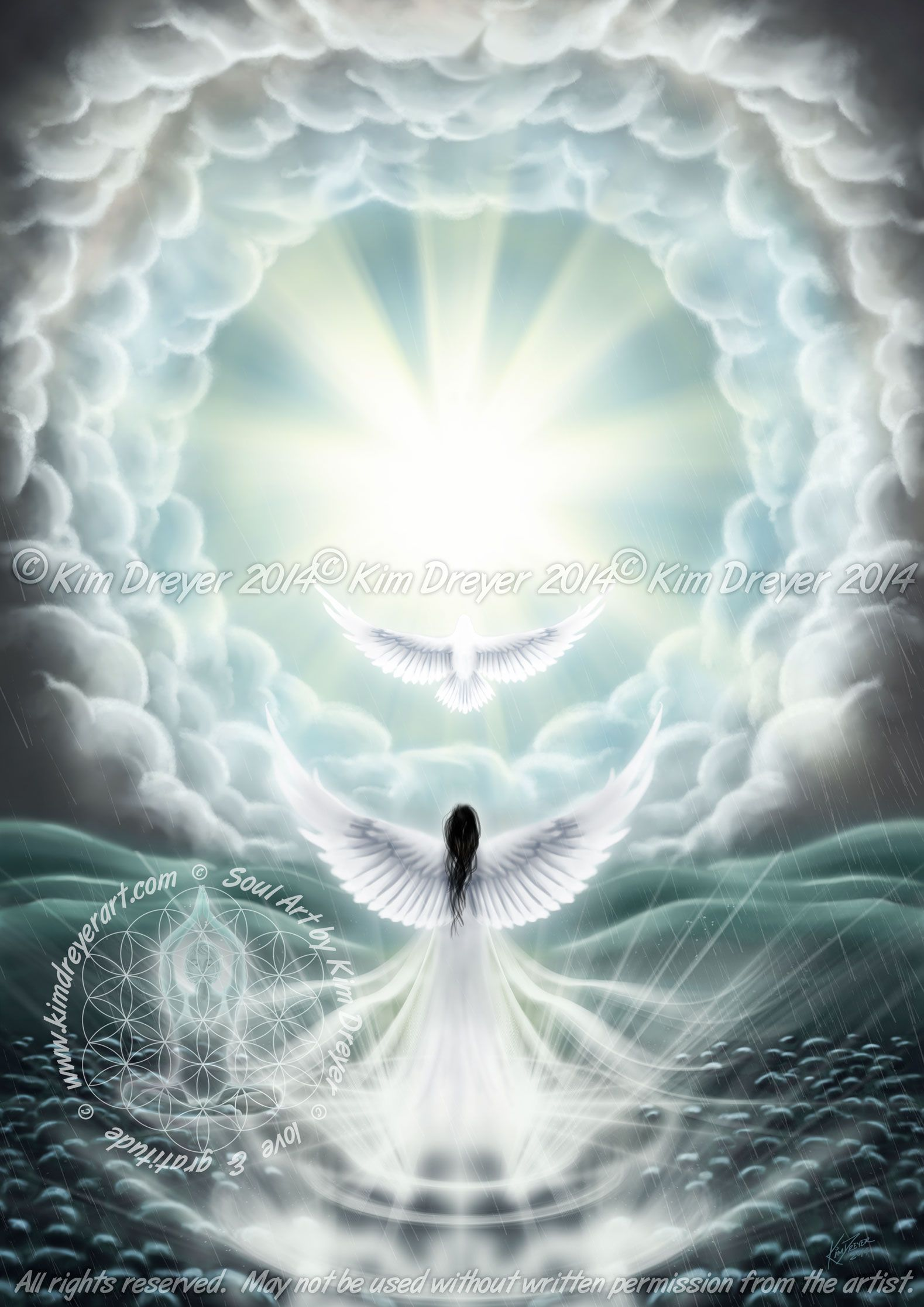 Sacred Light Academy – Sacred Light Reiki Circle