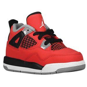 the latest ad013 f8594 Jordan Retro 4 - Boys' Toddler | Crayson | Jordan retro 4 ...