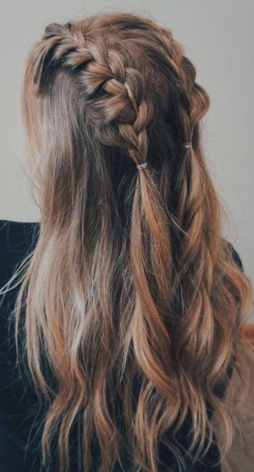 Rien Que Lui In 2020 Cool Braid Hairstyles Hair Styles Braided Hairstyles