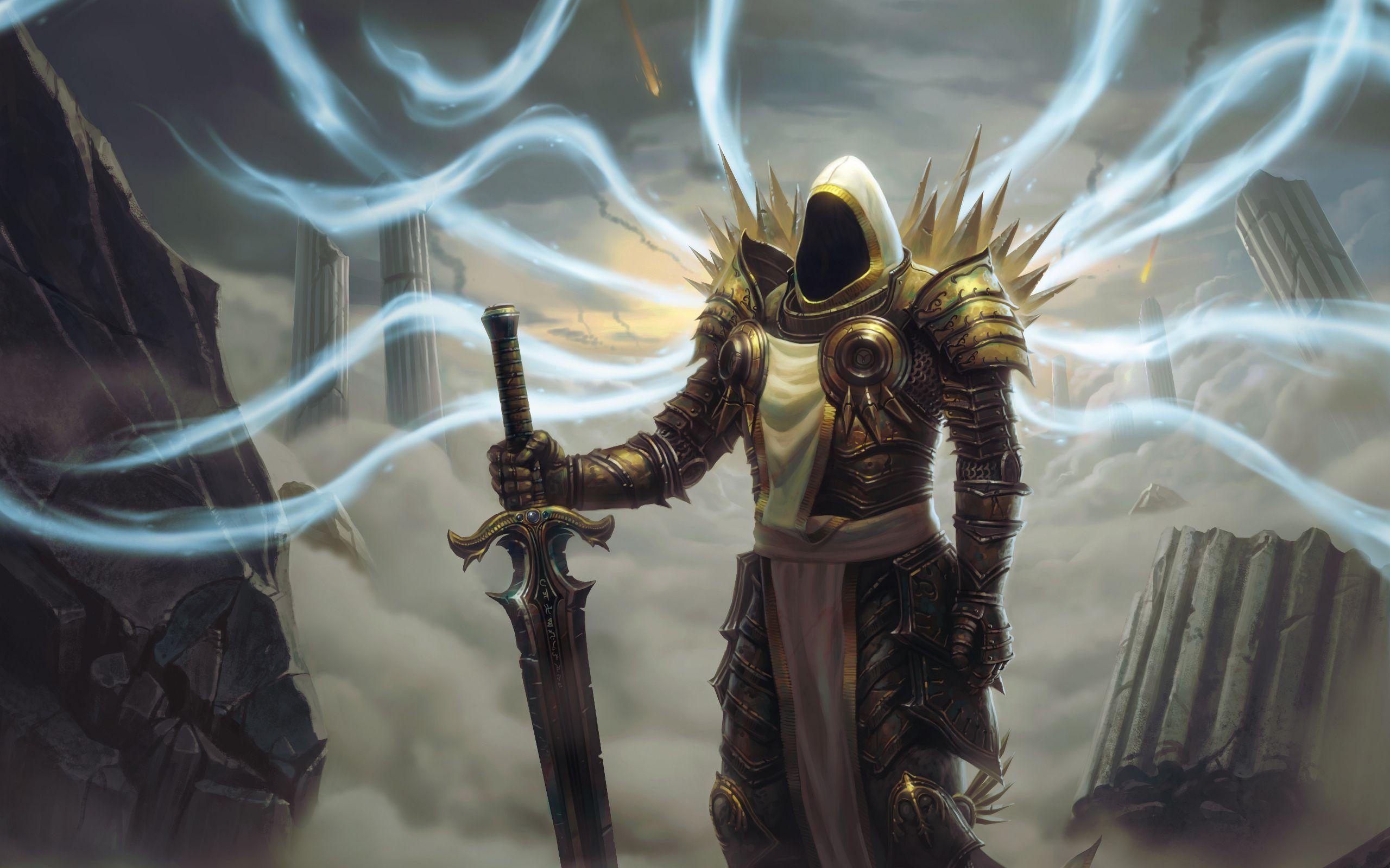 Tyrael Diablo Favorite Characters Pinterest