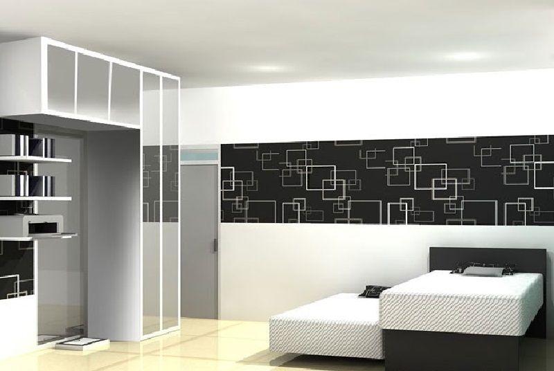 Desain Ruang Kombinasi Hitam Putih Terbaru Gambar 321 Dekorasi