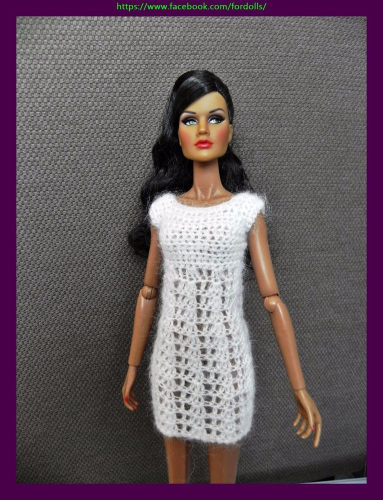 Clothes for Fashion Royalty / FR2 / Barbie / Poppy Parker / 12 ...