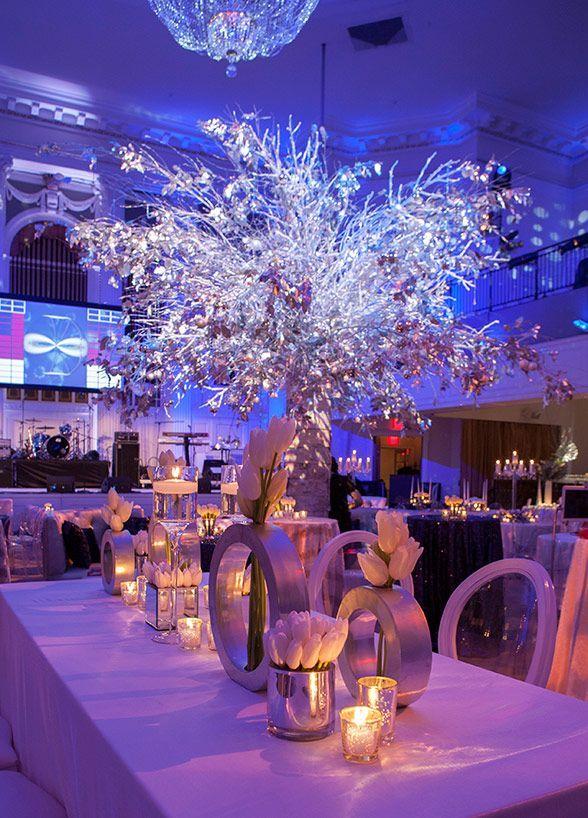 Uplighting Decor Pinterest Floral Centerpieces Weddingideas