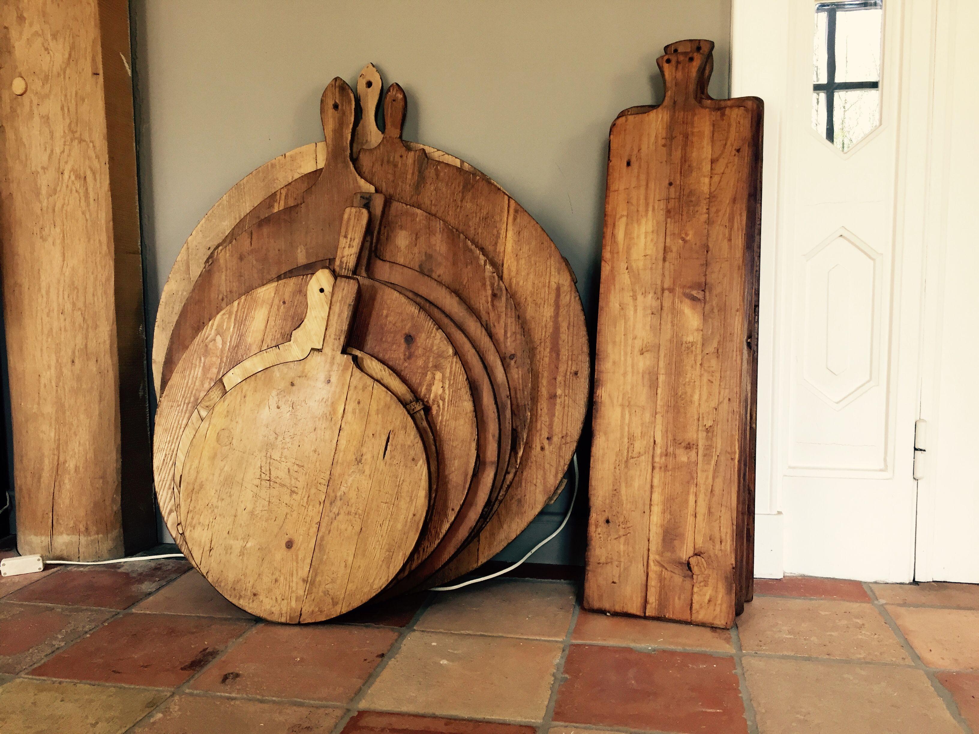 Oude Franse broodplanken Deze plank worden gebruikt als