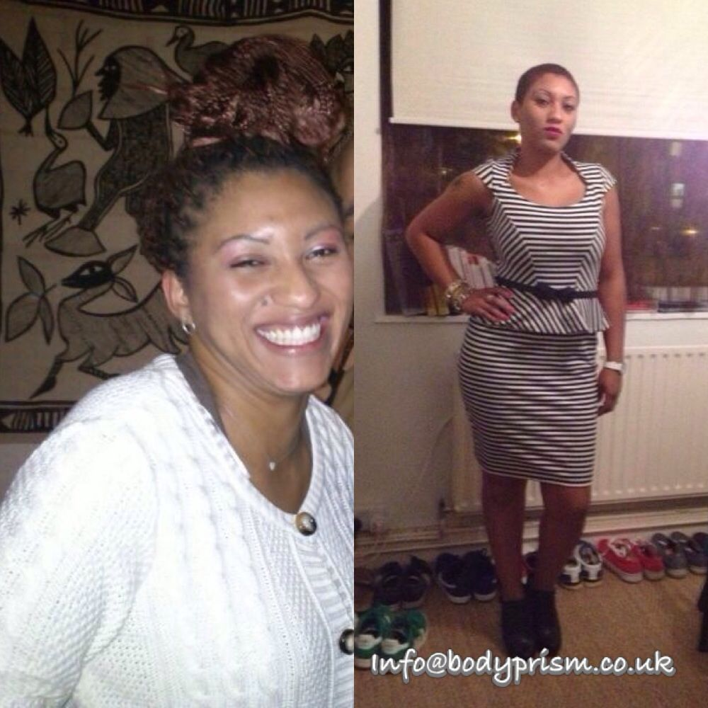 Pin on before after pictures of clients transforming