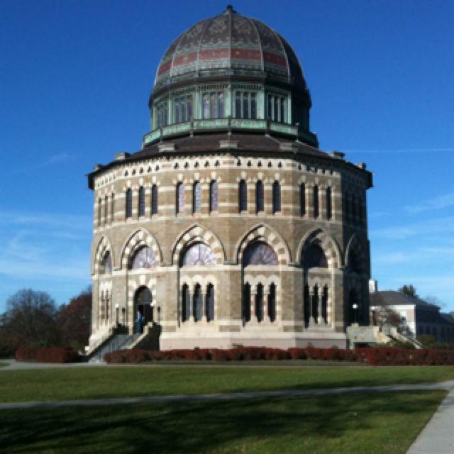 Mott Memorial, Union College, Schenectady NY