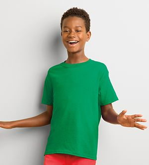 Youth Gildan Heavy Cotton Tee Ken Young Co Gildan Unisex Cotton Tees Youth Sizes Color Options Blank For Popular Shirt Heavy Cotton Youth Tees