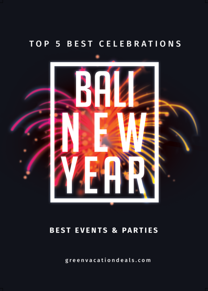 Top 5 Bali New Years Eve 2020 Events New Year S Eve 2020 New Year S Eve Celebrations New Years Eve