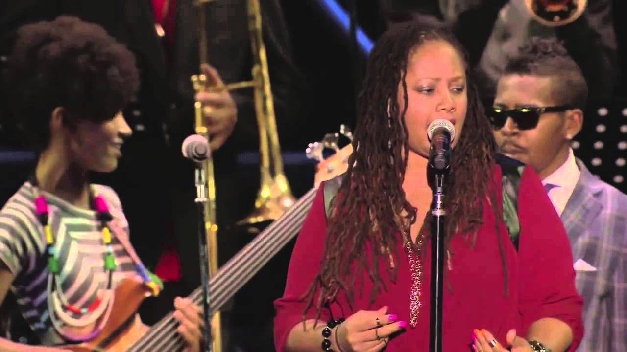 "International #JazzDay: ""Something"" - Lalah Hathaway, Esperanza Spalding..."